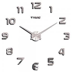 Dıy Demonte Duvar Saati
