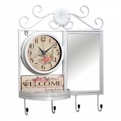 Ataköy Aynalı Duvar Saati