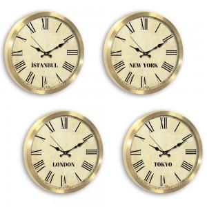 Dünya Saatleri Set